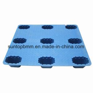Almacenamiento de palets de plástico barato Contenedor de plástico de rack