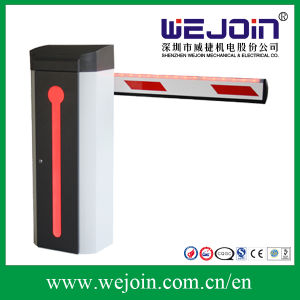 LED de 4m de la barrera del brazo brazo automático inteligente de la puerta de la barrera de caída de las barreras de estacionamiento