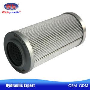 Un rendimiento estable de alta presión de los elementos de filtro de aceite hidráulico