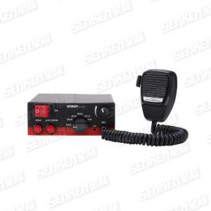 Senken 100W/200W Настраиваемые сигналы электронной сирены охранной сигнализации автомобиля Els205