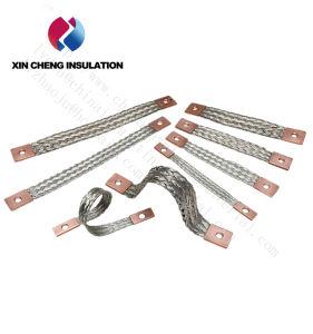 Het Aanaarden van het Koper van de elektroApparatuur de Flexibele Schakelaar van Vlechten