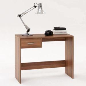 grossiste en bois bon march du panneau de conception simple ordinateur de bureau avec tag re. Black Bedroom Furniture Sets. Home Design Ideas