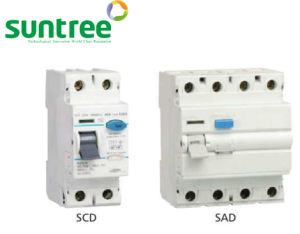 Scd (SAD) RCD Disjuntor de Corrente Residual