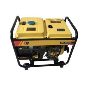 110V 230V 12V 2.0 Kw 경쟁가격 휴대용 야영 가솔린 발전기