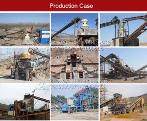 Planta trituradora de piedra de los precios de equipos de minería