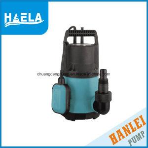 Monophase électrique et de petite taille de la pompe à eau submersibles de jardin