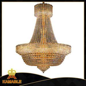 Hochwertige Projekt-Hotel-Dekoration-Kristalllampe (YHc2036 L24)