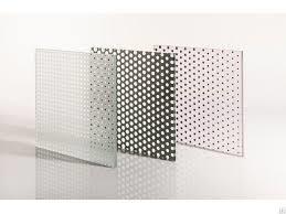 Cores Personalizadas a superfície impressa temperados vidro silk-screen