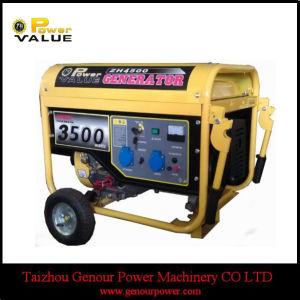 Power Valu3500W 3.5kVA gerador Gasolina Gerador 3.5Kw, África do Sul