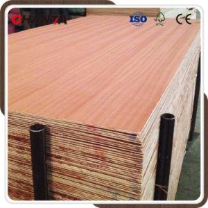豪華な合板の装飾のための自然なベニヤの合板