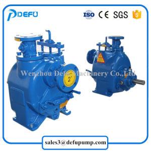 Moteur Diesel centrifuge à amorçage automatique des eaux usées de la pompe à eau/huile/pompe de transfert de la pompe à lisier