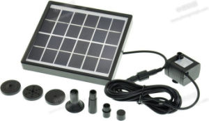 2018 Nouvelle pompe à eau solaire pour le système d'irrigation