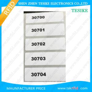 Mehrfachverwendbare RFID schreibbarmarke der NFC Marken-13.56MHz passiven der Marken-
