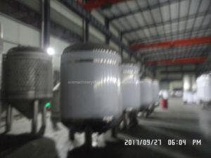 Serbatoio mobile liquido dell'acciaio inossidabile