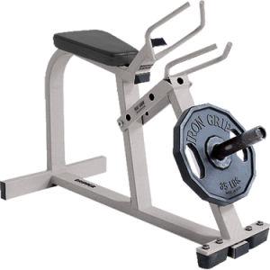 Strumentazione commerciale di ginnastica della pinza di presa della macchina di forma fisica di esercitazione del corpo da vendere
