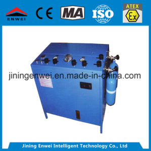 Coal Mining를 위한 광산 Rescue Equipment Oxygen Filling Pump