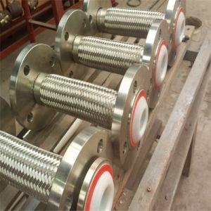 PTFEによって並べられるステンレス鋼の編みこみのホース