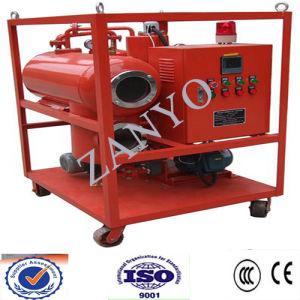 Machine à déshydratation d'huile à turbine à vapeur à déchets de bonne qualité, matériaux en acier inoxydable