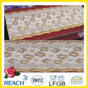 Venta al por mayor anchura de ganchillo PVC Mantel barato 50cm del cordón largo (JFBD013)