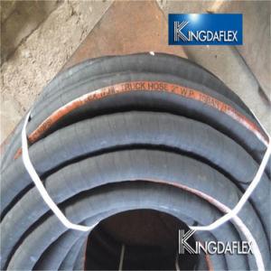 Aspiración de aceite de petróleo de gran diámetro de manguera de caucho Industrial
