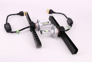 車LEDのヘッドライトH4/H11車ヘッドランプ、車、自動LEDのヘッドライトのための前部ライト