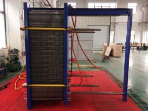 Permutador de calor para a indústria elétrica e mecânica