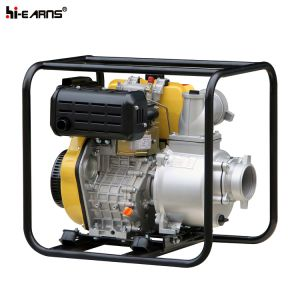 Pequenos motores diesel do tanque de combustível da bomba de água (DP40)