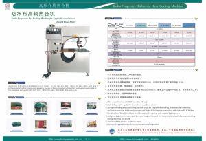 Hochfrequenz-Schweißgerät für Anschlagtafeln und Zeichen