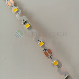 Tira Bendable do diodo emissor de luz da forma 2835 de 12VDC S para a letra luminosa