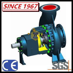 Une seule étape chimique en acier inoxydable Duplex centrifuge pompe de rotor fermé