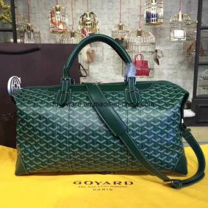 100% Genuine Leathertravel Bags (LTE-015)