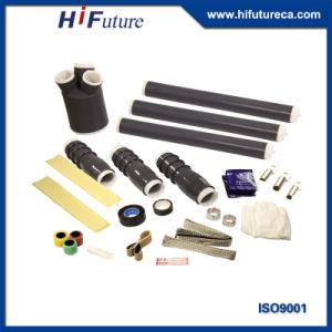 24kv encolher a frio de borracha de silicone Kits de terminação do cabo interior