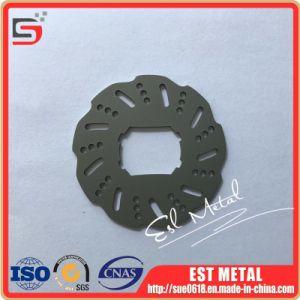 陶磁器の堅くなるコーティングが付いているチタニウムの合金ブレーキディスク