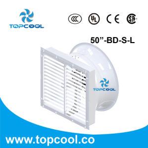 Zinco economizzatore d'energia di Populared, acciaio inossidabile e pala di opzione di Aluminun ventilatore di scarico da 50 pollici