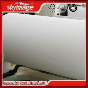 Documento di trasferimento di sublimazione del rullo enorme 60g 44