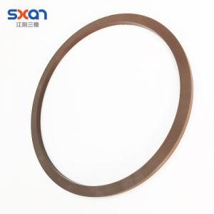 Kundenspezifische nichtstandardisierte Viton EPDM Gummiu Dichtungen der Ring-/U-Cup-Dichtungs-Ring/U-Ring