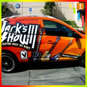 PVC自己接着ビニール広告のための屋外車のステッカー