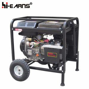 Tipo de estrutura aberta Air-Cooled gerador diesel (DG3000E)