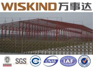 Weided Estructura de acero para la estructura del edificio-05