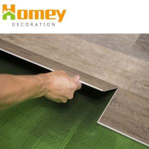 Spc Cliquez sur planche de vinyle-de-chaussée du matériel en vinyle PVC Flooring