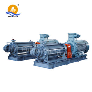 Motor eléctrico de alta presión de bomba de agua multietapa