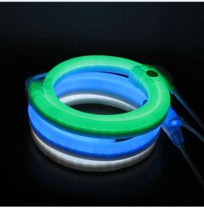 LEDのネオン適用範囲が広い管の休日の装飾的な照明屈曲LEDネオンロープライト