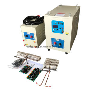 Induction Coils를 가진 높은 Power Industrial Induction Heater