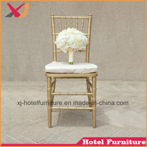 Muebles de Comedor Silla Chiavari para hotel/restaurante/bodas banquetes//Outdoor