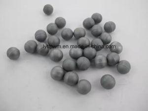 Yg10 de Ballen van het Ponsen van het Carbide van het Wolfram, de Bal van het Lager van het Wolfram Dia18mm in Hete Verkoop