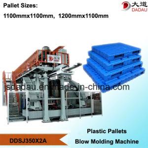 Macchina dello stampaggio mediante soffiatura dell'Hmw-HDPE per fare IBC, pallet