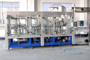 Jus de fruits automatique fabricant de machines de remplissage de liquide