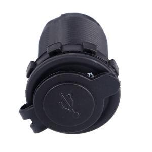 2 puertos USB Prot Waterproof Adaptador de coche Cargador de mechero Socket