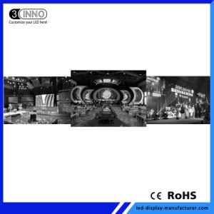 P2.98mm Angle de visualisation large écran LED RVB de location de l'intérieur