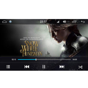 Plataforma Android 7.1 S190 2DIN Rádio leitor de DVD de vídeo para Sportage 2016 com WiFi (TID-Q576)